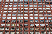 Apartment Photos - Building Facade by Caspar Benson