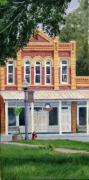 Karen Boudreaux - Building on the Square