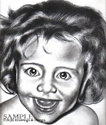 Tattoo Stencils Drawings - Bumblez Kid by Rick Hill