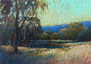 Bush Pastels - Bundoora Locals by Pamela Pretty
