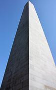 Bunker Hill Monument Print by Kristin Elmquist