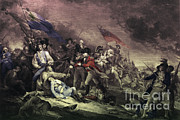 Battle Of Bunker Hill Posters - Bunker Hill Poster by Omikron