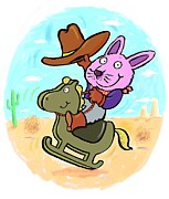 Scott Nelson - Bunny Cowboy