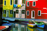 Laundry Originals - Burano by John Galbo