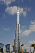 Dubai Photos - Burj Khalifa 2 by Graham Taylor