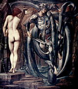 Burne Posters - Burne-jones: Perseus Poster by Granger