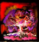 Burning Bush Mixed Media - Burning Bush by Seth Weaver