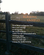 Cristina Norcross - Burning Candles