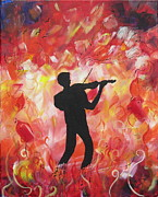 Wendy Smith - Burning up the Violin