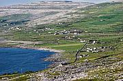 Burren Photo Acrylic Prints - Burren Irish landscape Acrylic Print by Pierre Leclerc