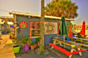 Tex-mex Art - Burrito Works by Andrew Armstrong  -  Orange Room Images