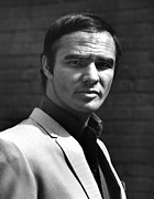 Burt Reynolds Prints - Burt Reynolds, 1970 Print by Everett