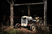 Farm Equipment Prints - Buster Print by Thomas Schoeller