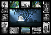 Gravestones - Butte County Cemeteries by Peter Piatt