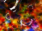 Morph Framed Prints - Butterflies get their colors Framed Print by Stuart Turnbull