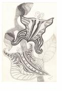 Idealized Prints - Butterflies Print by Tallulah P