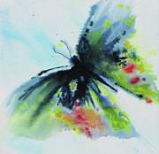 Butterfly 1 Print by Karen Fleschler