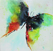 Metamorphosis Originals - Butterfly 2 by Karen Fleschler