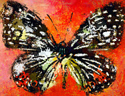 Butterfly 3 Print by Yury Malkov