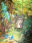 All - Butterfly Catcher  by Mary Sedici