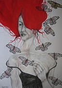 Brigitte Hintner - Butterfly Lady