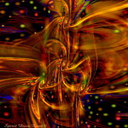 Spirit Dove  Durand - Butterfly Rainbows