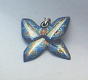 Hand Made Jewelry - Butterfly1 by Asya Ostrovsky