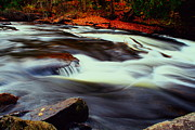 Buttermilk Falls Framed Prints - Buttermilk Falls Framed Print by Anthony Narkon