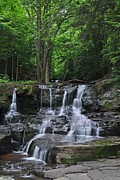 Buttermilk Falls Framed Prints - Buttermilk Falls Framed Print by Bill Maile