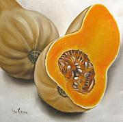 Ilse Kleyn Framed Prints - Butternut Framed Print by Ilse Kleyn