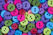 Clothes Clothing Prints - Buttons Print by Dan Holm