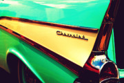 50s Photos - Buy Me a Chevrolet by Susie Weaver