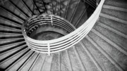 Staircase Originals - Bw 048 by Kam Chuen Dung