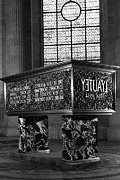 1970s Originals - BW France Paris Marshals Lyautey Tomb 1970s by Issame Saidi