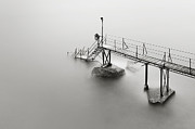 Perspective Originals - Bw Seaside Long Exposure by Kam Chuen Dung