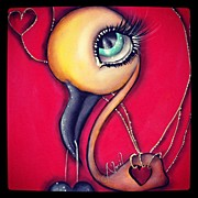 Instagroove Art - By #abrilandrade - Sold- by  Abril Andrade Griffith