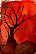 Boab Posters - By the Boab tree at sunset Poster by Isabel Lopes