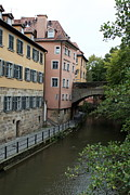 Bamberg Photos - By The River by Christiane Schulze