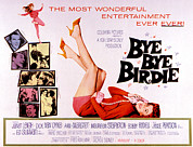1963 Movies Prints - Bye Bye Birdie, Ann-margret, 1963 Print by Everett