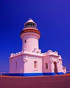 Building Originals - Byron Bay Light House in Australis Most Easterly Point by Chris Smith