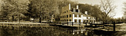 Co Canal Framed Prints - C-O Canal Lock 20 Framed Print by Jan Faul