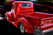 Old Pick Up Prints - C120 Print by Tom Griffithe
