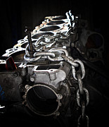 Engine Photos - C35 by Tom Griffithe