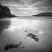 Telecommunication Prints - Cable Bay on Anglesey Print by Andy Astbury