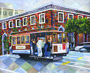 Colleen Ward - Cable Car Ride
