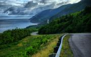 Nova-scotia Prints - Cabot Trail Print by Joe  Ng
