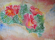 Scottsdale Mixed Media - Cactus Art by M C Sturman