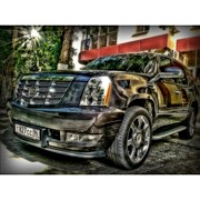 Transportation Art - Cadillac Escalade #cadillac #car #cars by Igor Che 💎