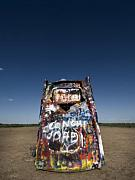 Texas Originals - Cadillac Ranch 1 by John Gusky