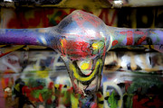 Installation Art Photos - Cadillac Ranch 13 by Luc Novovitch